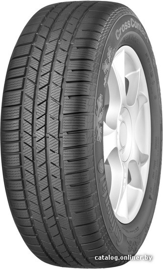 Автомобильные шины Continental ContiCrossContact Winter 275/45R19 108V